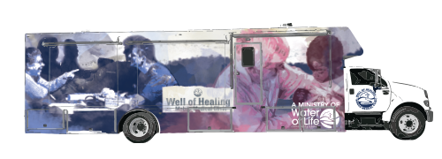 Mobile Medical Clininc Rendering